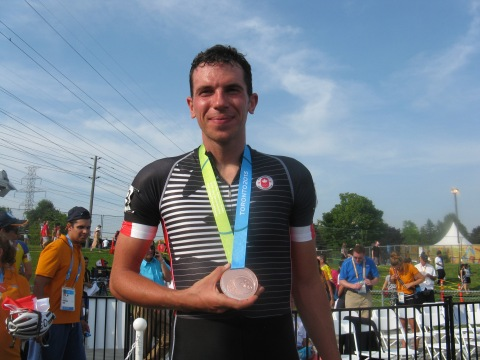 Jordan Belchos Medal